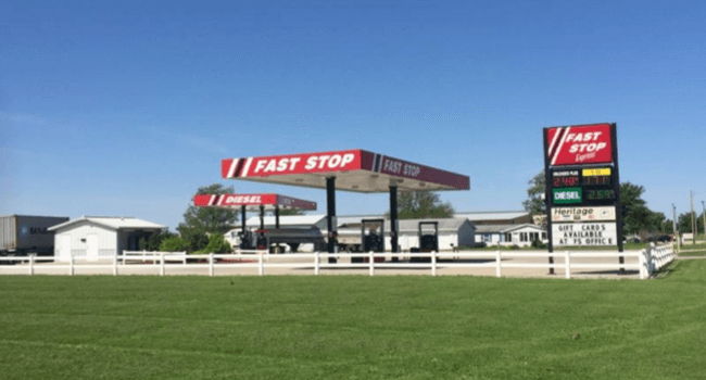 Gibson City FAST STOP